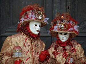 Remiremont Venetian Carnival 2010