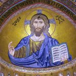 Christ Pantocrator, Cefalu (link to photographs)