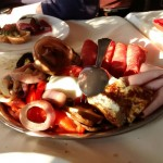 Antipasto at Bacco Perbacco