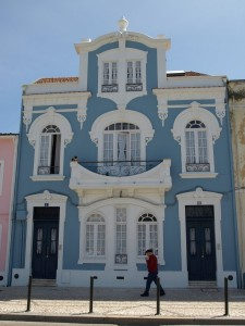 Art deco in Aveiro