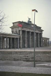 Brandenburg Gate c1975