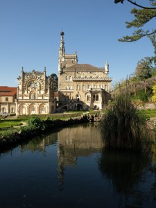 Palace Hotel do Bussaco (Buçaco), Coimbra, Portugal