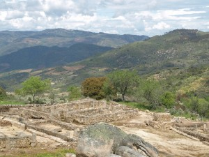 Roman ruins near Freixo de Numão