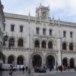 Lisbon-Rossio station
