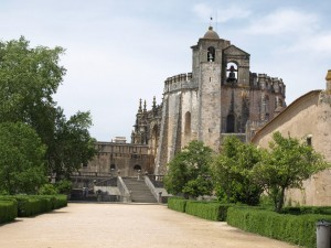 Castle and Convent of the Order of Christ-Knights Templar, Tomar