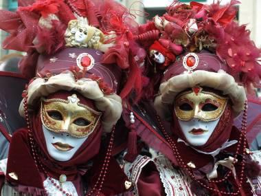 Remiremont Venetian Carnival 2009