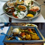 Traditional starters and Sultans Taste